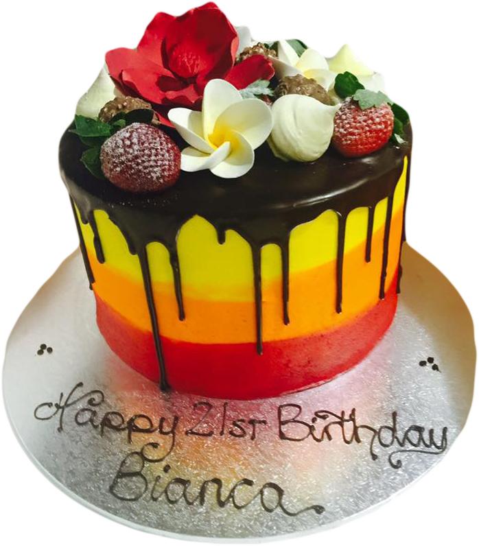 Superb Birthday Cake 7 Euro Patisserie Personalised Birthday Cards Paralily Jamesorg