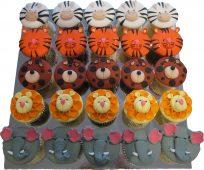 Animal Cupcakes KC 18