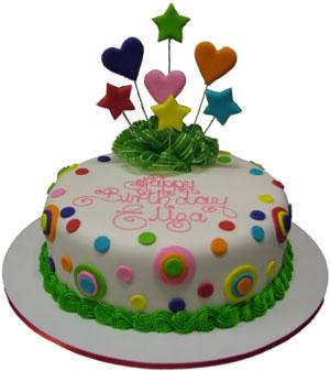 Birthday Cake 22 Euro Patisserie