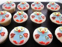 Hoot and Hootabelle Cupcakes KC 19