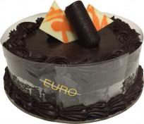 Jaffa Mousse Cake